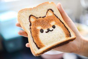 강아지 빵