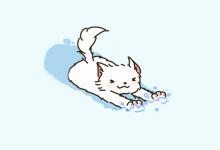 강아지 성격 - 사모티콘