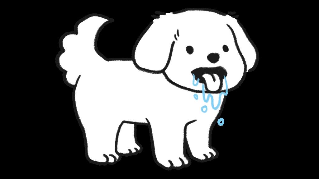 강아지 열사병