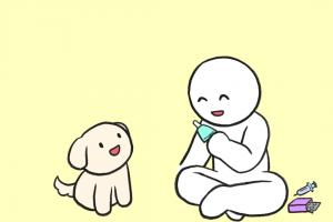 강아지 구충제
