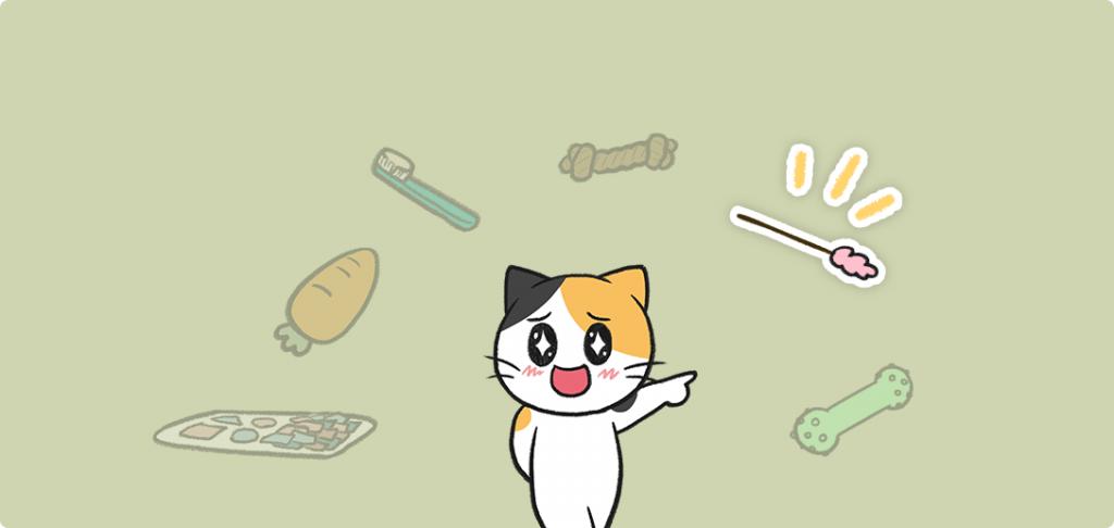 고양이 낚시대
